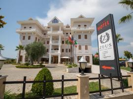 Zdjęcie hotelu: Hotel Vila Zeus