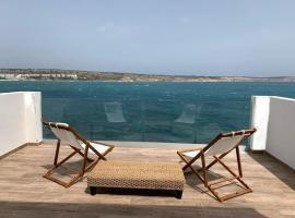 Hotel photo: Mellieha Beachfront Penthouse