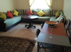 Hotel photo: Bel appartement neuf à Assilah