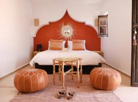 Hotel photo: Riad l'Oiseau du Paradis