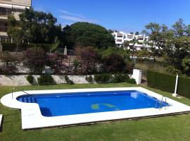 Hotel photo: Casas del Mar Bajo con vista