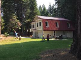 Hotel photo: Carriage House at Yosemite