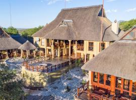 Hotel photo: Epacha Game Lodge & Spa
