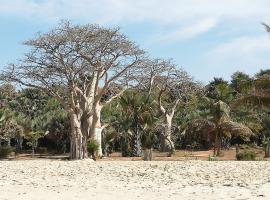 Hotel near Гамбия