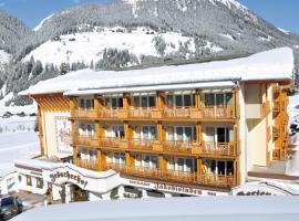 Hotel near Østrig