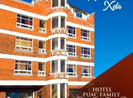 Hotel photo: Hotel Puac Family