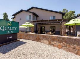 Hotel photo: Quality Inn Prescott
