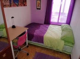 Hotel photo: Habitación en Zona de Lujo metro Buenos Aires - hab3