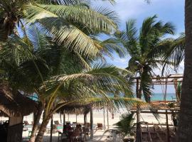 Hotel photo: Original Tulum Cheap&Chic Cabañas