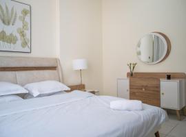 Hotel photo: 3 Bedroom Apartment in Glitz by Danube