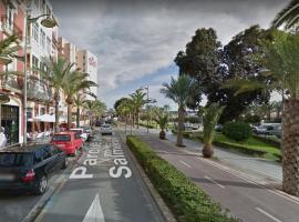 Hotel Foto: Apartamento en zona tranquila a tres minutos de playas.