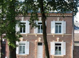 Hotel Photo: Le Kiosque Amiens chambres d'hôtes