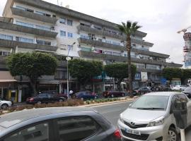 Hotel photo: PEYAZIS COURT APARTMENT