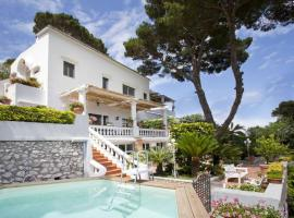Hotel Photo: Capri Red Moon Apartment