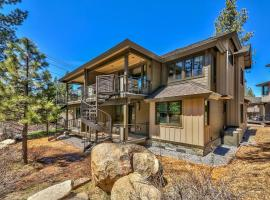 Hotel photo: New Luxury Vacation Home In South Lake Tahoe Townhouse