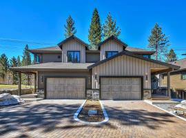 Hotel photo: Brand New 4 Br Luxury Home Minutes From Lake Tahoe Townhouse