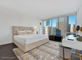 Hotel Photo: Luxurious 2 Bedroom Apt 5min to DT Houston
