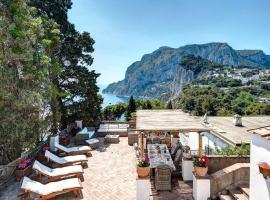 Hotel photo: Terrazza Tragara