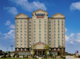 A picture of the hotel: Fairfield Inn & Suites by Marriott Toronto Airport