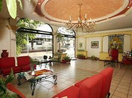 A picture of the hotel: Hotel Calenda