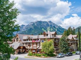 Hotel photo: Banff Caribou Lodge and Spa