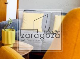 Hotel photo: Depas Zaragoza 10