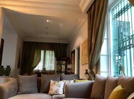 Hotel photo: Villa Corniche Hammamet a 200m de la plage