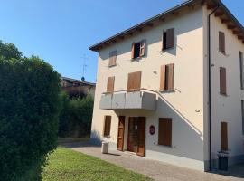 Ξενοδοχείο φωτογραφία: Residence La Vecchia Reggio