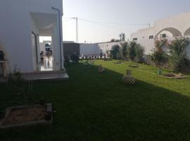 Hotel near Tunesien