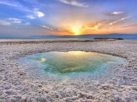 Hotel photo: Dead Sea Rooms Neve Zohar