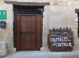 Hotel photo: Castillo de Portilla Casa Rural