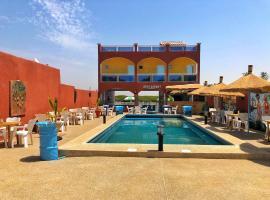 Hotel near Joal-Fadiouth