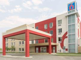Hotel photo: Motel 6 Airdrie