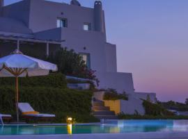 Hotel photo: Lovely villa away from the busy Caldera