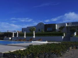 Hotel photo: Villa away from busy Caldera with Jacuzzi & Panoramic View
