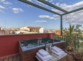 Hotel photo: Design luxury penthouse madrid center