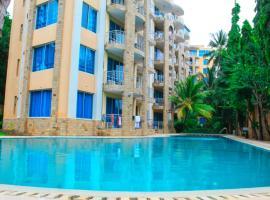 Foto di Hotel: Two Bedrooms Jomo Kenyatta Beach