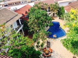 Hotel near Vientiane