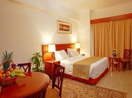 ホテル写真: Rose Garden Hotel Apartments - Bur Dubai