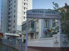 A picture of the hotel: Hotel Aditi