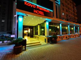 A picture of the hotel: Kaya Premium Hotel