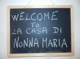 Hotel fotografie: La Casa di Nonna Maria