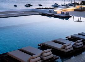 Hotel photo: Manoula's Beach Mykonos Resort