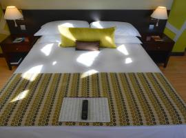 Hotel photo: Protea Hotel by Marriott Lusaka Cairo Road