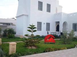 Hotel near Tunezja