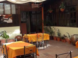 Hotel photo: Hotel y Café Casa Del Valle