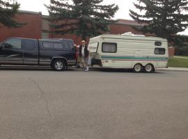 מלון צילום: Camping Delight in Camper