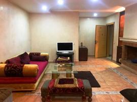 รูปภาพของโรงแรม: Très bel appartement au centre de Marrakech 4157 - [#121595]