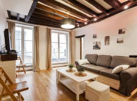 Hotel photo: Apartment Saint Jacques Notre Dame de Paris