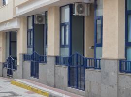 Hotel photo: apartamento agaete Beach 4a